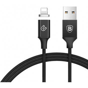 USB кабель 8pin для iPhone 5/6/7 BASEUS Magnetic CALNP-01 1.2м