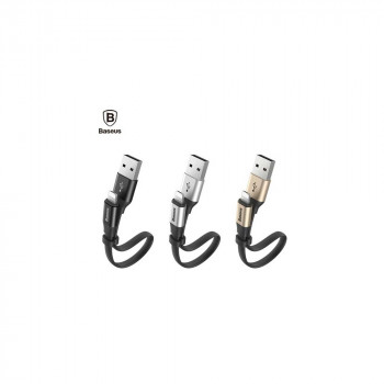 USB кабель 8pin для iPhone 5/6/7 BASEUS Nimble CALMBJ-A0V 1.2м