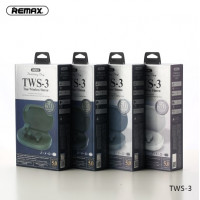 Наушники Bluetooth TWS Remax TWS-3 5.0