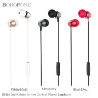 Наушники BOROFONE BM16 LeMelody 3.5mm Wired Control Earphone