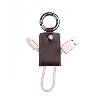 USB кабель 8pin для iPhone 5/6/7 HOCO UPL19 Key Chain Protable Charger Cable