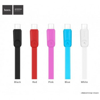 USB кабель microUSB HOCO X9 High speed micro USB charging cable(L=1M)