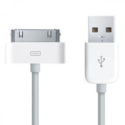Кабели USB iPhone/iPad/iPod (30 pin)
