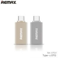 OTG переходник с USB на Type C Remax RA-OTG1