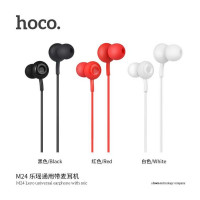 Наушники HOCO M24 Leyo universal earphone with mic